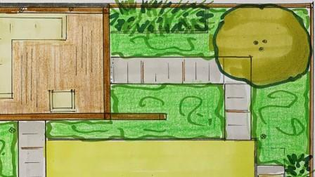 definitief ontwerp - Vicas Tuinontwerpen