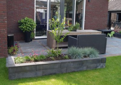 tuinontwerp voor jong gezin - tuinontwerper regio Utrecht