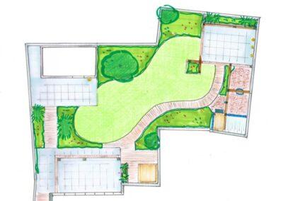 tuinontwerp tuinarchitect tuinontwerper Montfoort
