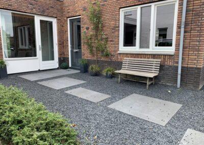 ontwerp tuin aan de dijk - Linschoten Montfoort Utrecht (1)