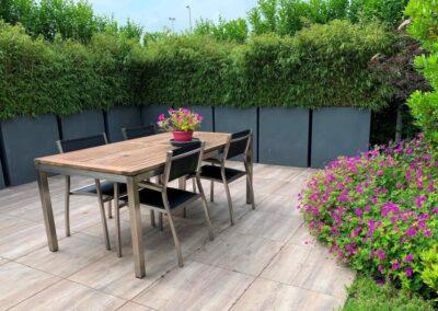 ontwerp tuin aan de dijk - Linschoten Montfoort Utrecht (2)
