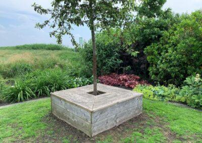 ontwerp tuin aan de dijk - Linschoten Montfoort Utrecht (6)