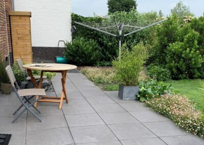 ontwerp tuin aan de dijk - Linschoten Montfoort Utrecht (9)